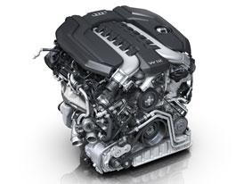 Jak to v budoucnu vypadá u Audi s motory V10 a W12? Růžově ne...