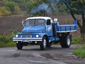 Má legendární náklaďák Praga jen pro radost. Na výletech se nadře!