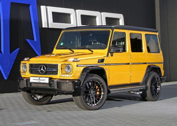 Mercedes-AMG G 63 může mít až 850 koní, když navštíví Posaidon