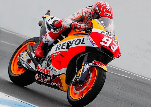 Motocyklová VC Austrálie 2017: Nejrychlejší v kvalifikacích Márquez, Pasini a Martín