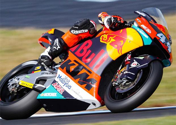 Motocyklová VC Austrálie 2017: Double pro KTM v Moto2