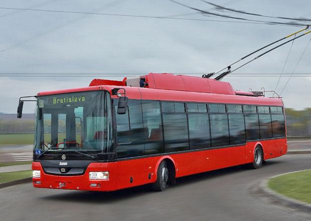 Škoda Electric: Trolejbusy s bateriemi pro Hradec Králové