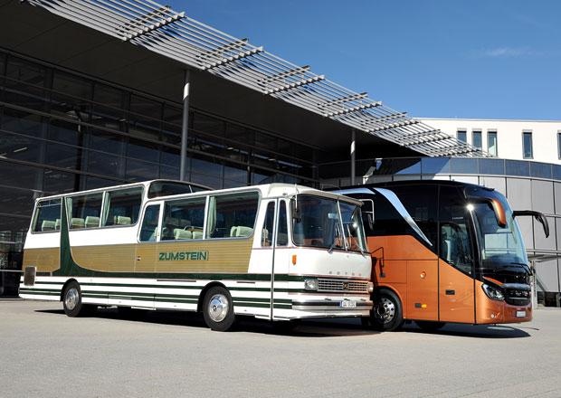 Setra připomíná 50 let modelové řady S100