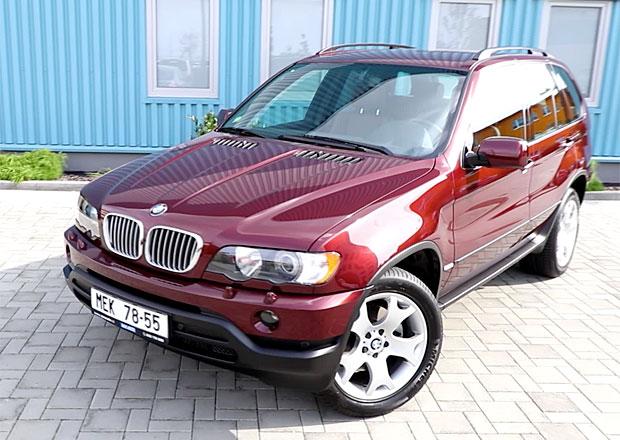 Jaké je první BMW X5 jako ojetina? Veterán, po němž nikdo netouží