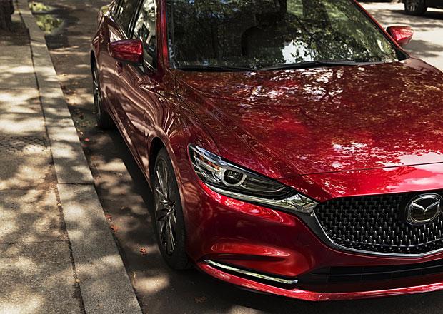 Mazda 6 se chystá na další facelift. Dostane nový 2,5litr. S turbem!