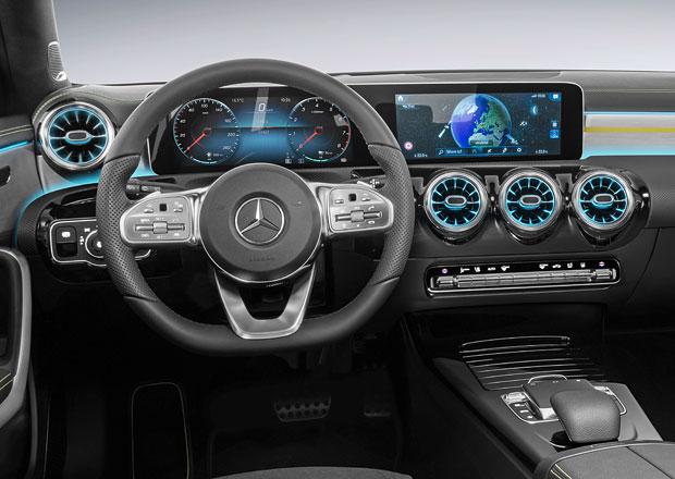Připravovaný Mercedes třídy A: Už jsme v něm seděli!