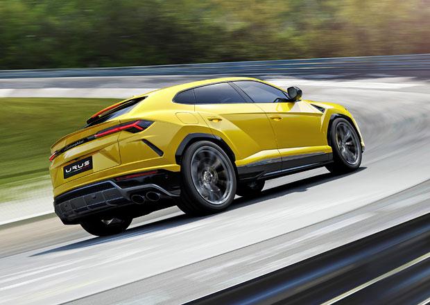 Lamborghini chce mít nejrychlejší SUV na Nürburgringu. S rekordní jízdou však počká