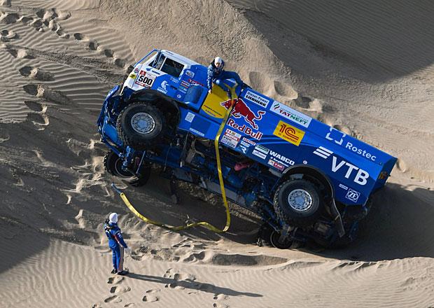 Dakar 2018 – 6. etapa: Prokop se cpe nahoru