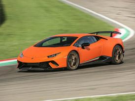 Lamborghini dodalo v roce 2017 rekordní počet automobilů
