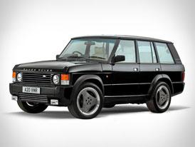Range Rover Chieftain je modernizovaný klasik s novým osmiválcem Cadillac
