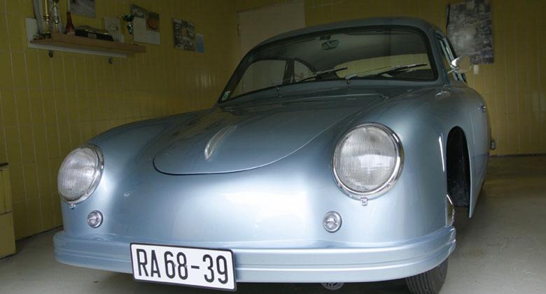 Bratři z NDR nemohli vlastnit sporťák Porsche, postavili si ho sami. Pomohl i Ferdinand Porsche