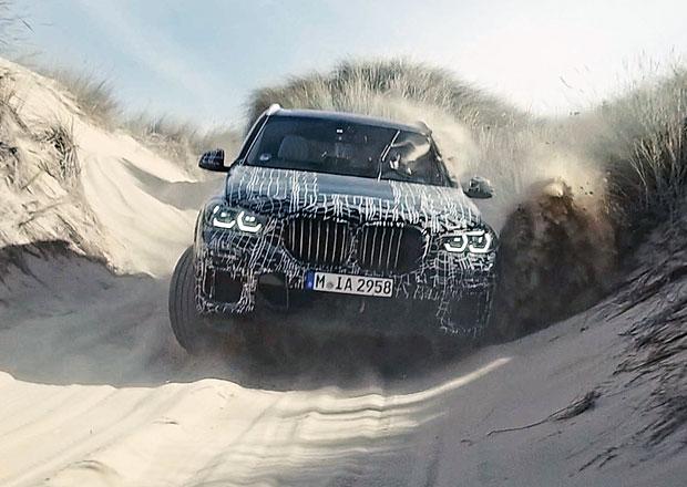 BMW nabízí první ochutnávku nové generace X5