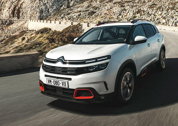 Citroën představuje nové SUV C5 Aircross: Náhrada za C5 dorazila do Evropy!