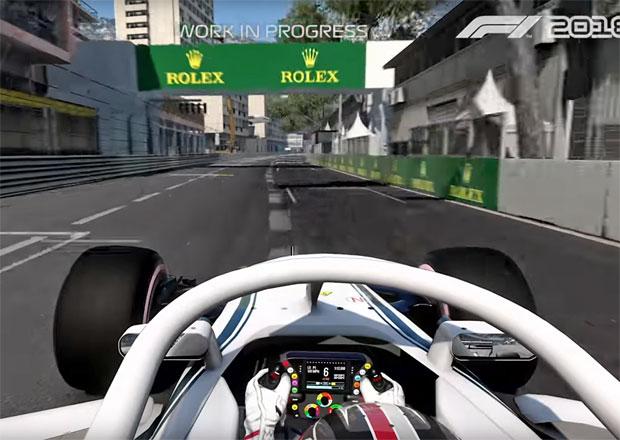 F1 ukázala první záběry z oficiální hry pro letošní rok. Jedna zásadní věc ale zůstává tajemstvím