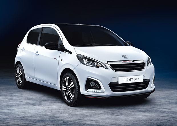 Peugeot 108 prošel lehkou modernizací: Tvarové retuše a jedna nová technika