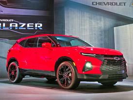 Chevrolet Blazer je zpět! Nově jako drsné SUV vypadající jako Camaro