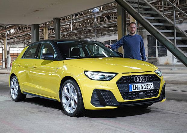 Nová Audi A1 je stvořena pro digitální svět. Už jsme v ní seděli