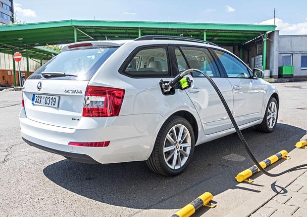Benzin a nafta neustále zdražují. Je zemní plyn (CNG) řešením?