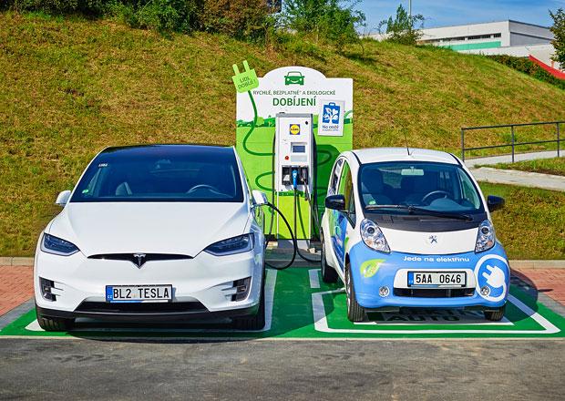 V roce 2030 bude v Česku chybět 20.000 stanic pro elektromobily