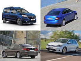 Jak se v Česku daří alternativním pohonům? Přehled nejprodávanějších hybridů či elektrovozů