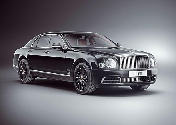 Bentley Mulsanne W.O. Edition by Mulliner vznikne v počtu pouhých 100 kusů: Kterým modelem se nechal inspirovat?