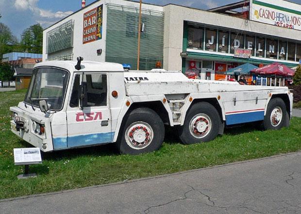 Tatra 815 TPL utáhla Ruslana plného nákladních Tater: Poradila by si i s plně naloženým Airbusem A380?