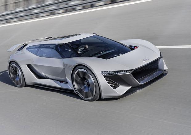 Audi spouští ofenzivu elektrifikovaných automobilů