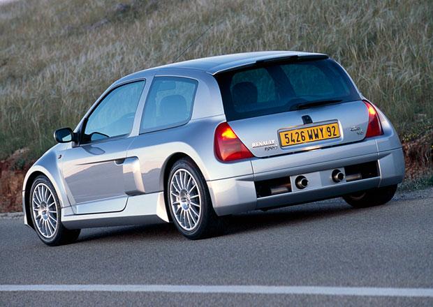 Renault Clio Sport V6: Jen za sadu originálních disků zaplatíte 120.000 korun!