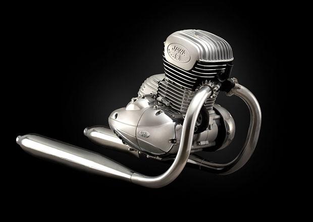 Nový motor Jawa odhalen. Připravuje se premiéra kompletního motocyklu