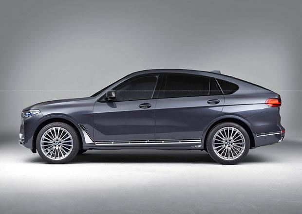 Takto vypadá BMW X8. Zatím jen virtuálně, ale výroba je hodně pravděpodobná