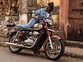 Značka Jawa jede! Toto jsou zbrusu nové motorky. Vypadají skvěle!