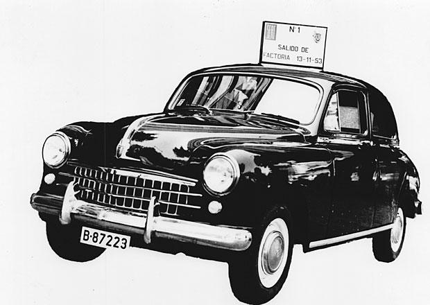 První auto začal Seat vyrábět na den přesně před 65 lety. Byl to Amerikou inspirovaný hit