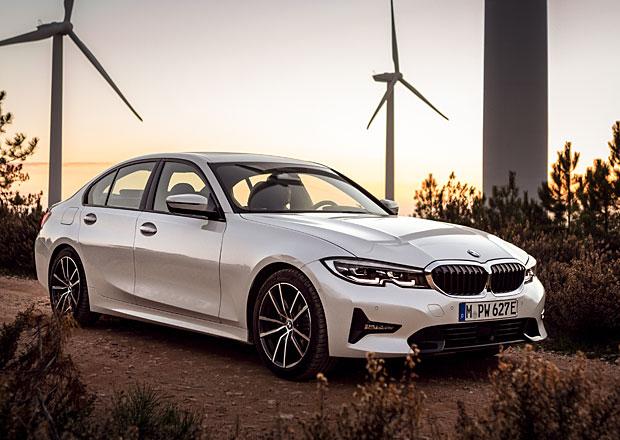 BMW řady 3 přijíždí v nových verzích. Sportovní doplňuje plug-in hybrid