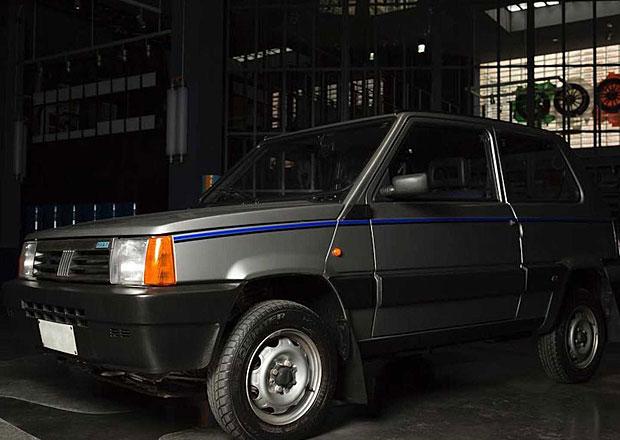 Renovace udělala z Fiatu Panda 4x4 lepší auto, než když bylo nové!