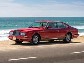 Tohle podivné Bentley je na prodej. Jeho základ byste jen těžko odhadovali
