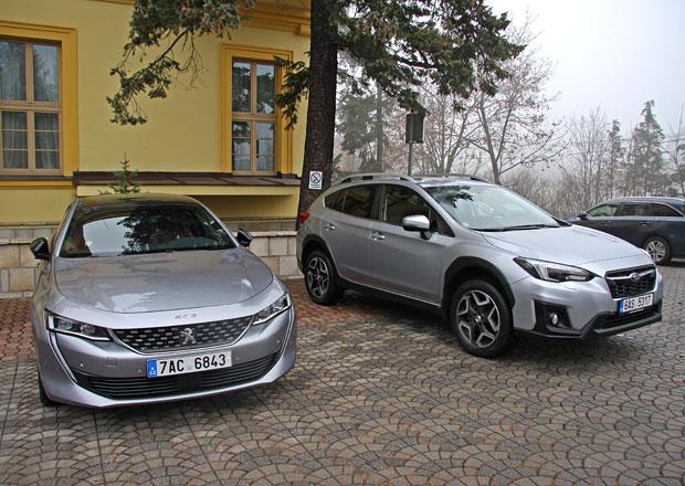Auto roku 2019 v ČR: Vyzkoušeli jsme všechny finalisty. Kdo má šanci vyhrát?