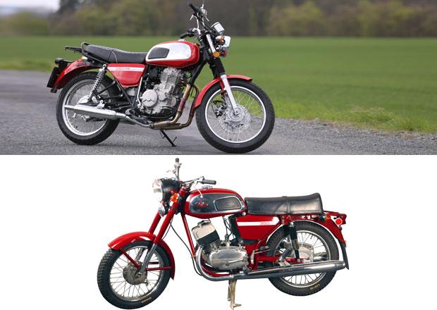 Srovnali jsme novou Jawu 350 OHC s jejím slavným vzorem ze sedmdesátých let