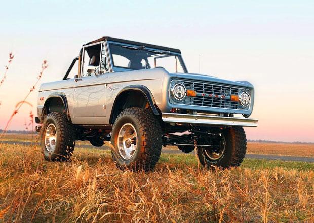 Chcete Ford Bronco první generece jako nové? Není problém. Když máte dost peněz...