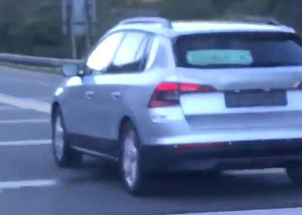 Škoda testuje nové městské SUV. Tohle jsou první záběry sériového Vision X!