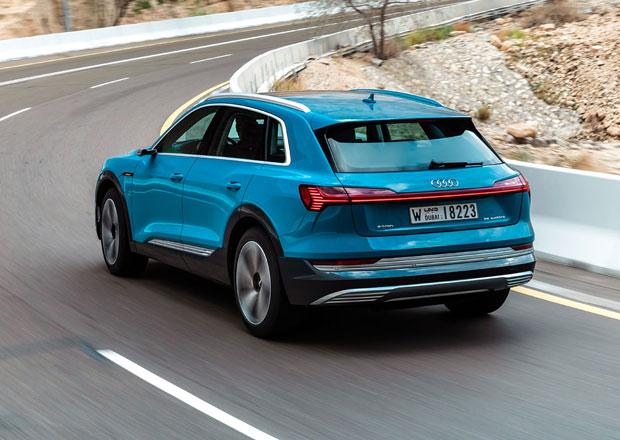 Audi připravuje další elektrické SUV. Koncept ukáže začátkem příštího roku