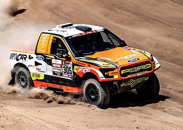 Rallye Dakar 2019, 7. etapa: Bude zraněný Prokop pokračovat?