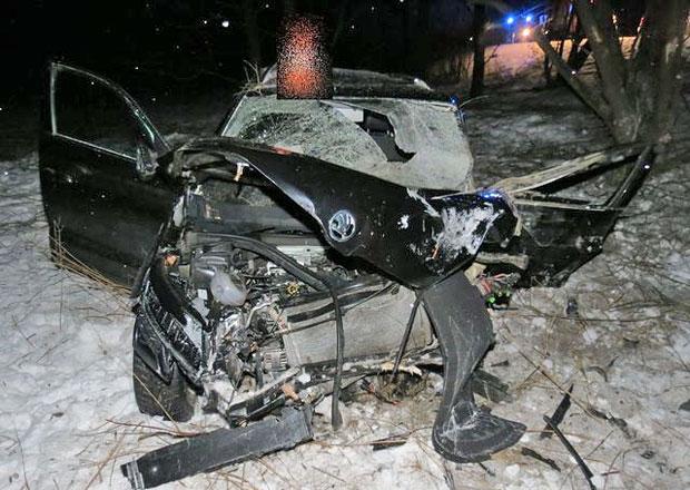 Důležitost systému eCall v praxi: Řidič havaroval a jeho Kodiaq mu sám zavolal pomoc