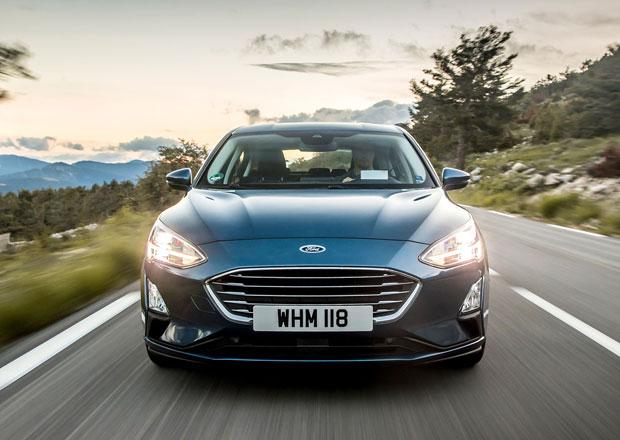 Ford elektrifikuje všechny své modely. Začne novým Focusem