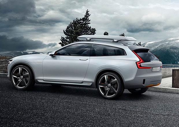 Volvo V40 končí. Místo kompaktního hatchbacku dorazí SUV