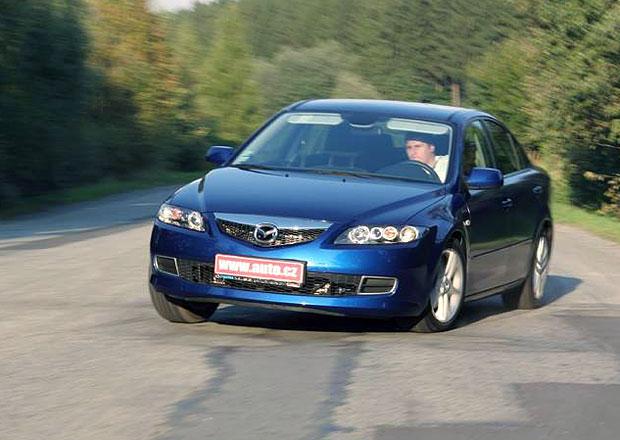 Ojetá Mazda 6 první generace (GG/GY): Skvělé auto, ale pohřbené korozí
