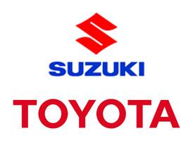Toyota a Suzuki oznamují spolupráci. Jedním směrem poputují motory, druhým hybridní systém