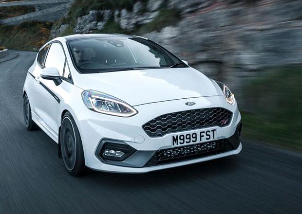 Ford Fiesta ST nabídne vyšší výkon. Zásluhou úpravy od Moutune