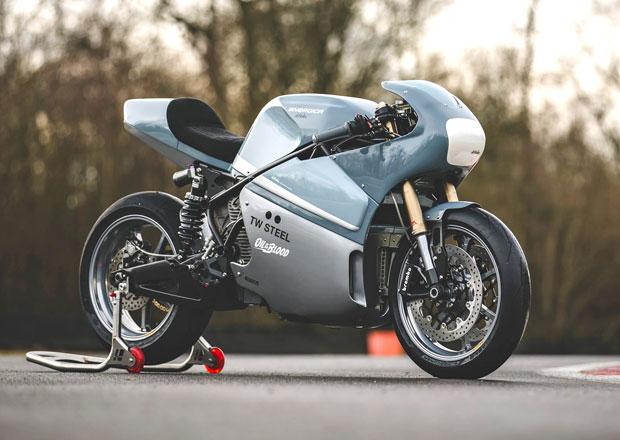 deBolex Energica Eva dokazuje, že i elektrická motorka může mít styl