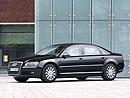 Vládní Audi A8 ve Vltavě
