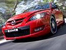 Mazda 3 MPS Extreme: japonský hothatch po australsku